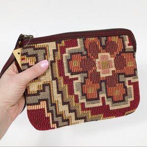 Patricia Nash | Cassini Peruvian Tapestry Wristlet